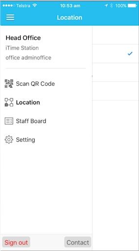 iOS Timesheet | Timesheet iOS App – ClickPOS